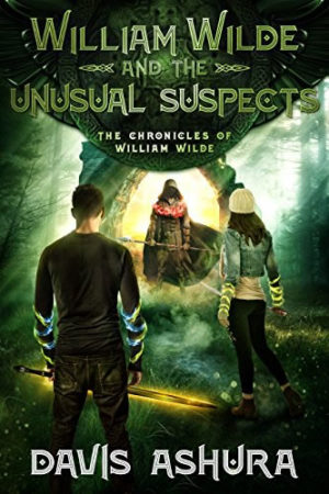 William Wilde and the unusual suspects (Signed Copy)